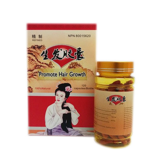 Promote Hair Growth Capsules