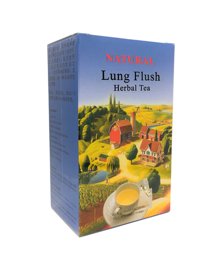 Lung Flush Herbal Tea