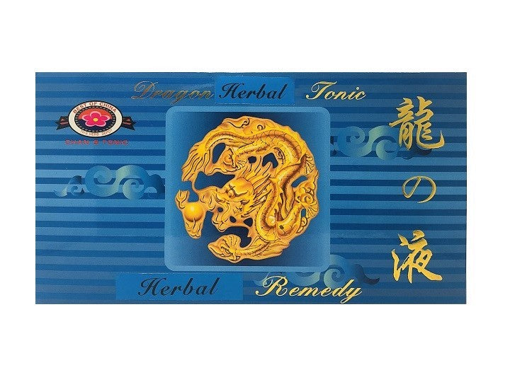 Dragon Herbal Tonic  龙液 (MEN'S SEXUAL HEALTH SUPPORT)