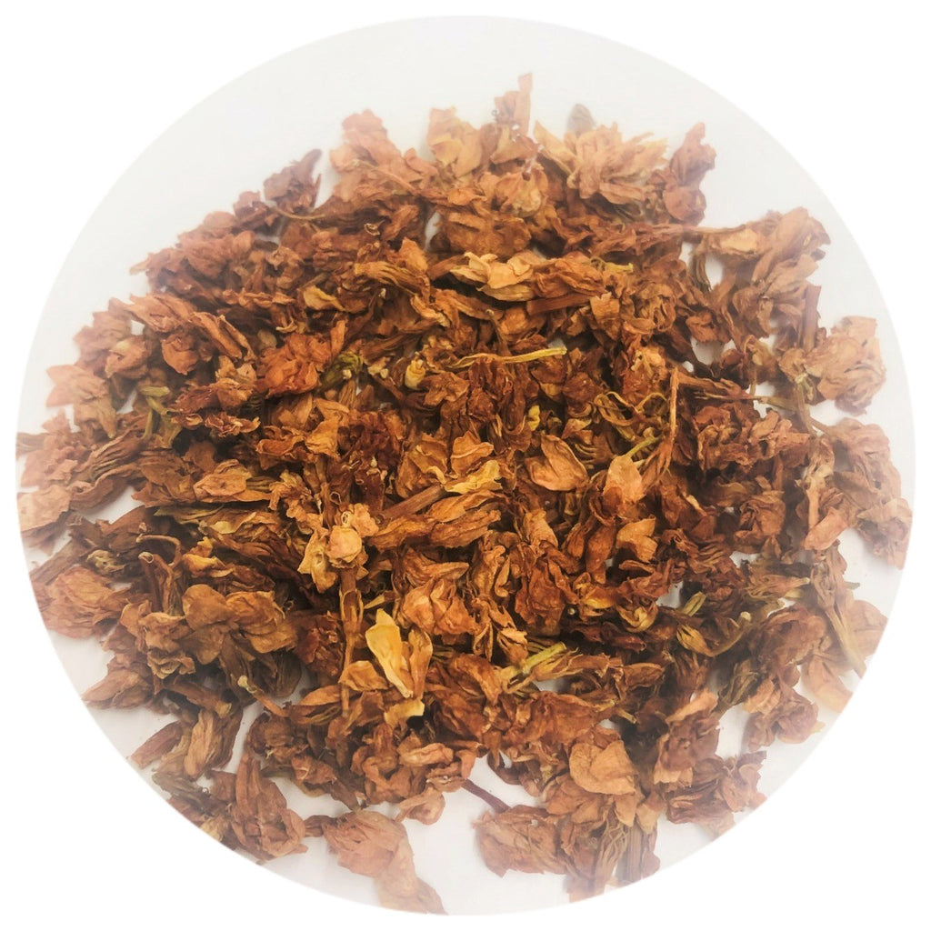 Monk Fruit Flower Tea 羅漢果花 (100g)