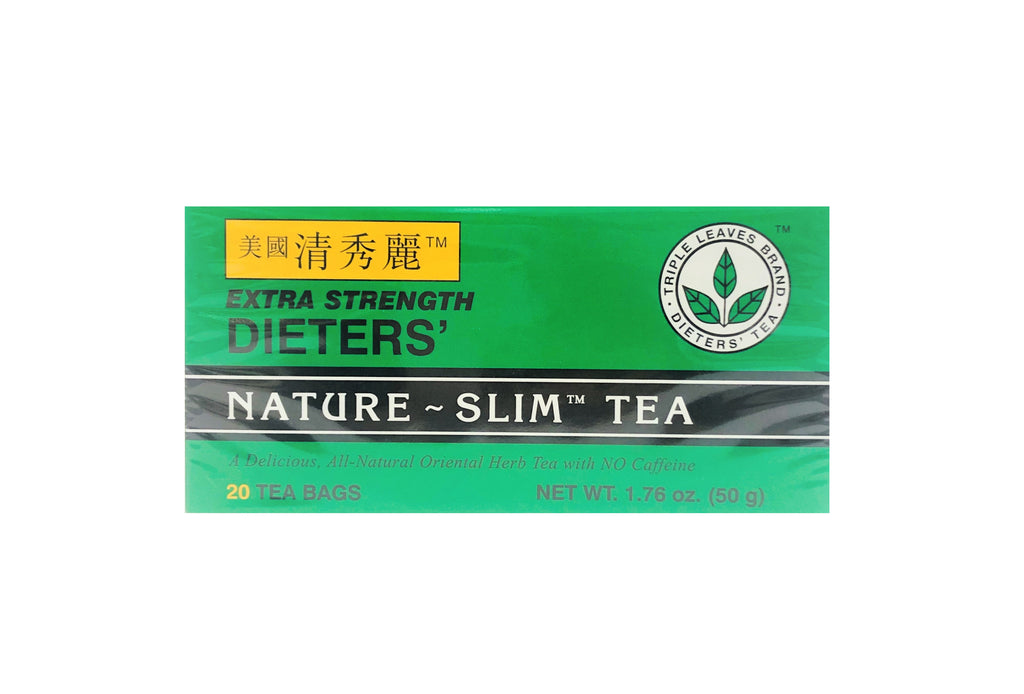 Extra Strength Dieters' Nature~Slim Tea (Out of Box Sale)