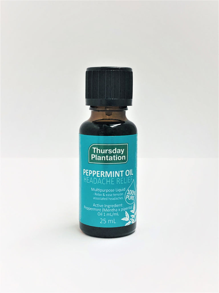 Peppermint Oil 100% Pure