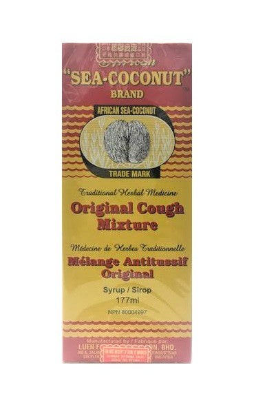 Sea-Coconut Cough Mixture 非洲海底椰标