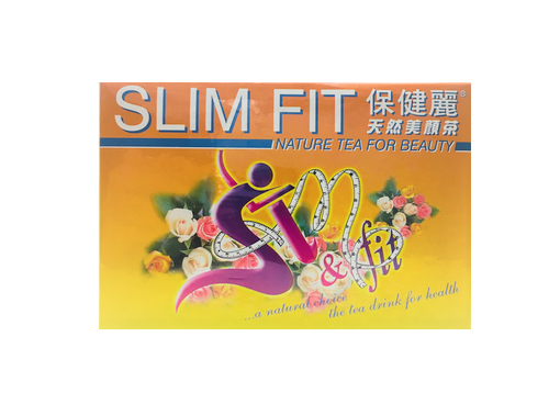 Slim Fit Nature Tea for Beauty (All Natural)