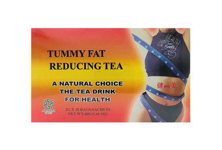 Tummy Fat Reducing Tea (All Natural)