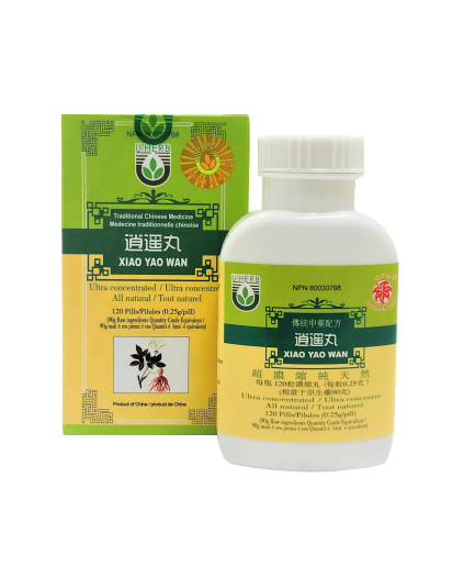 Xiao Yao Wan Ultra Concentrated 逍遥丸