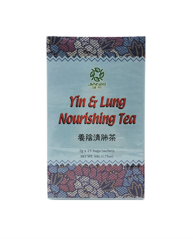 Yin & Lung Nourishing Tea