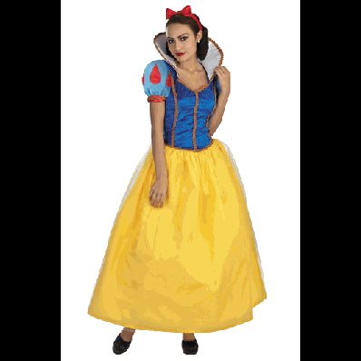 princess Long dresses Plus size Halloween Costumes