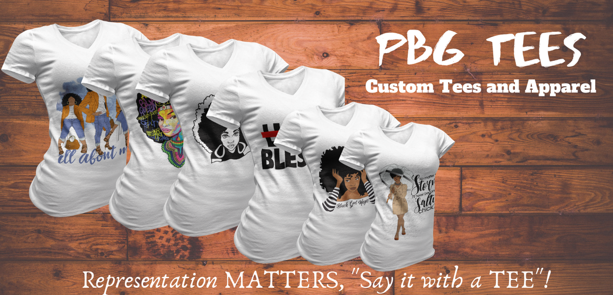 PBGTees and Accessories