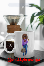 Load image into Gallery viewer, Shopping Queen Mug