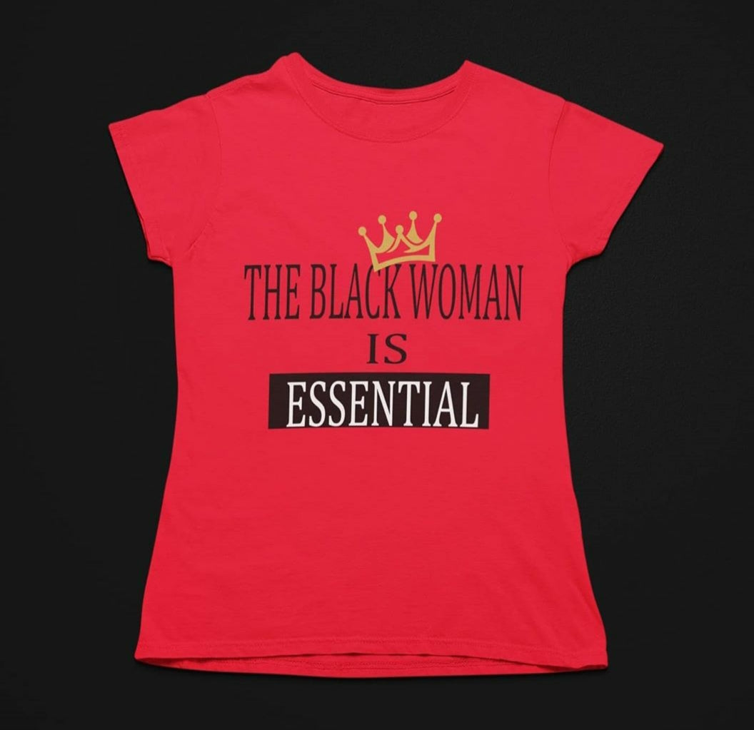The Black Woman is Essential