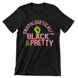 Unapologetically Black Tee