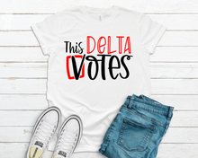 Load image into Gallery viewer, This Delta Votes
