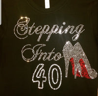 Stepping Into 40