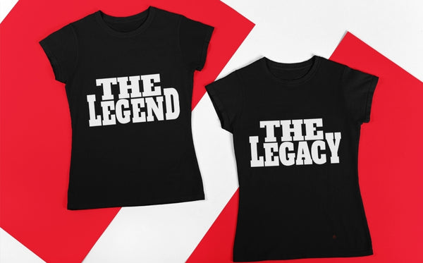The Legend/Legacy Tee
