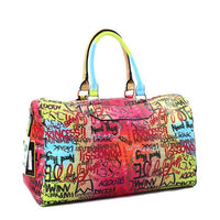 Graffiti Duffle Bag