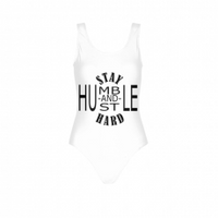 Stay Humble Swimsuit