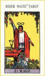 Spanish Rider-Waite Tarot Deck