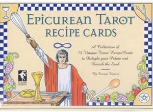 Epicurean Tarot Recipe Cd