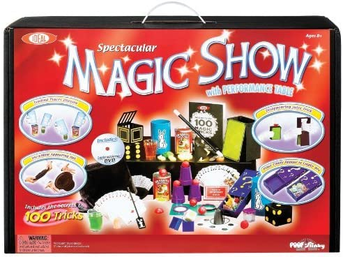 Magic Show Suitcase