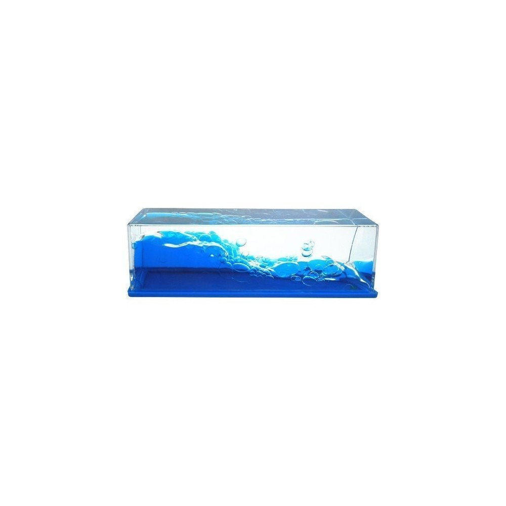 Wave Motion Liquid Paperweight