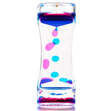 Liquid Motion Bubble Timer Blue/Purple
