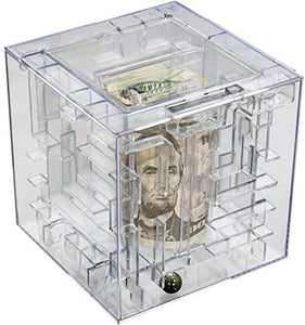 Money Maze Bank Puzzle