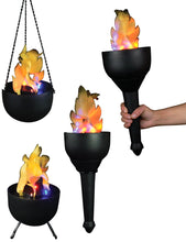 Flame Light Burning Torch 4-In-1