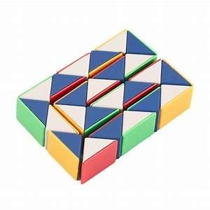 11 Inch Cube Snake Puzzle