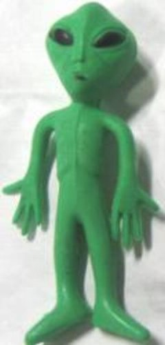 Alien Flex Figure Set of 5