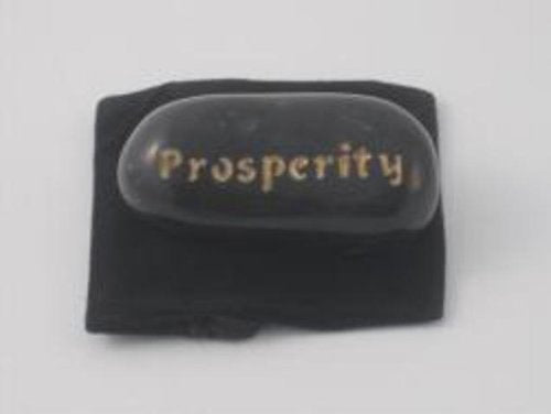 Engraved Stone Prosperity