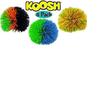 Koosh Ball Classic - Set Of 3 - Assorted Colors