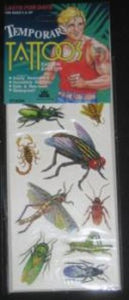 Insect Tattoos