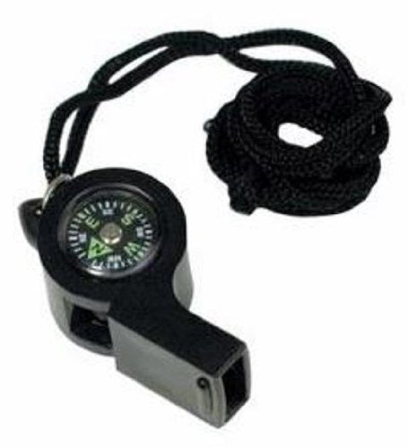 Whistle Compass Set of 3