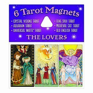 Lovers Tarot Magnets