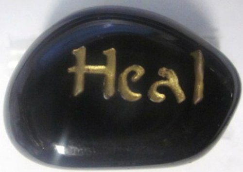 Engraved Stone Heal