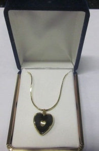 Heart in Heart Pendent