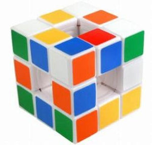 Magic Puzzle Cube Brainteaser
