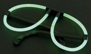 Glowing Eyeglasses