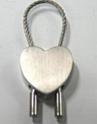 Heart Key Chain Puzzle