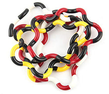 TANMESS 5pcs Tangle Fidget Toys Set Cheap Relax Therapy for Adults Kids,Fidget Toys Tangle Stress Brain Imagine Relax Think Tool,tangles Autism Sensory Fidget Toys,Tangle Fidget Toy