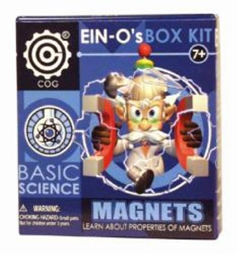 Magnets Science Box Kit