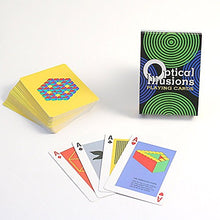 Optical Illusions Cards