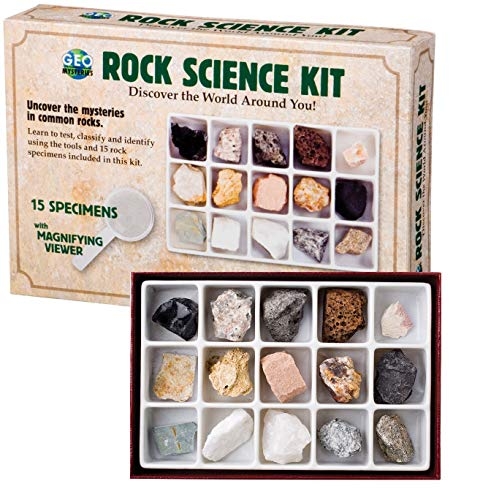 Rock Science Discovery Kit