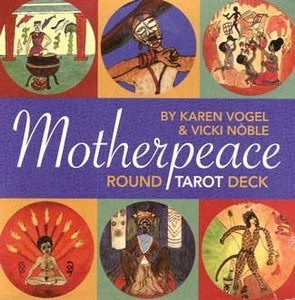 US Games Motherpeace Tarot