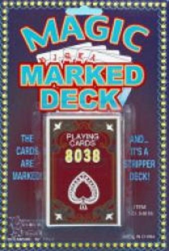 Marked Card Tricks