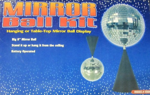 Mirror Ball Party Kit