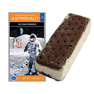 Astronaout Ice Cream Sandwich