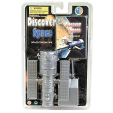 Discover Space Telescope Model