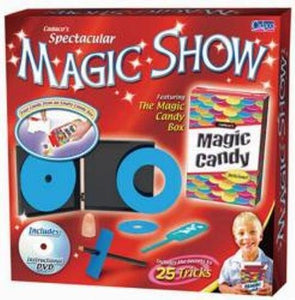 Spectacular Magic Show - Box Kit with Instructional DVD